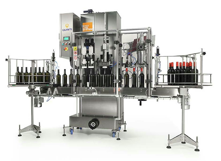 winemaking equipment - bottling systems