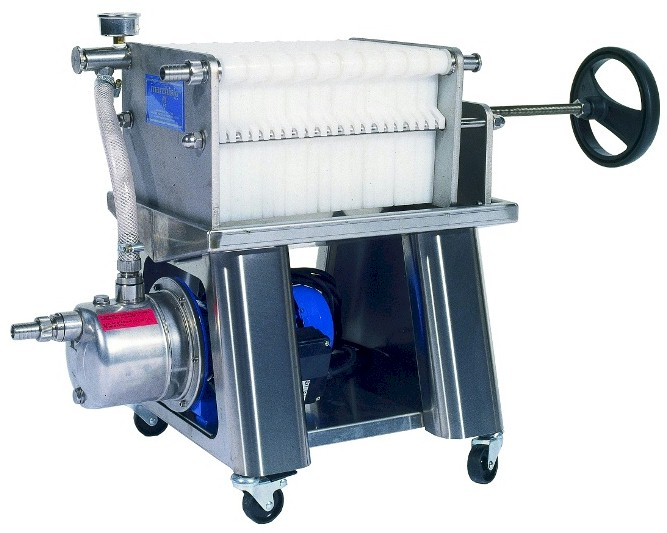 products filtering equipment