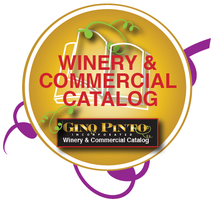 Winery winemaking equipment catalog